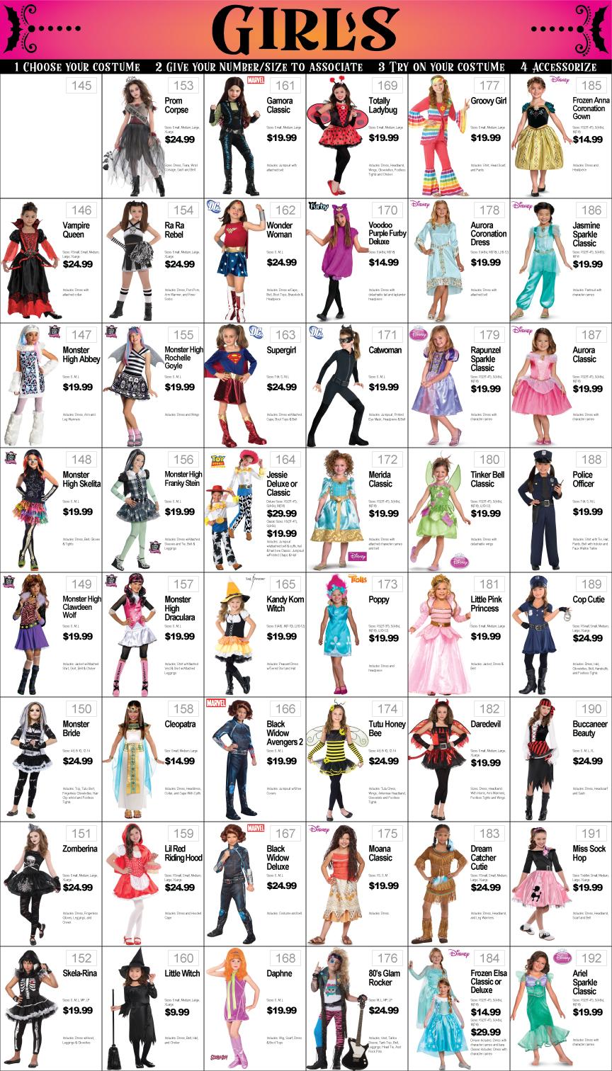 4T-Girls